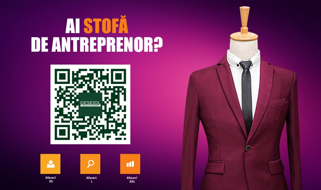 Poza Ai stofă de antreprenor?
