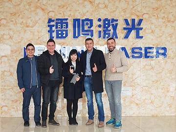 Poza Noi parteneriate în China