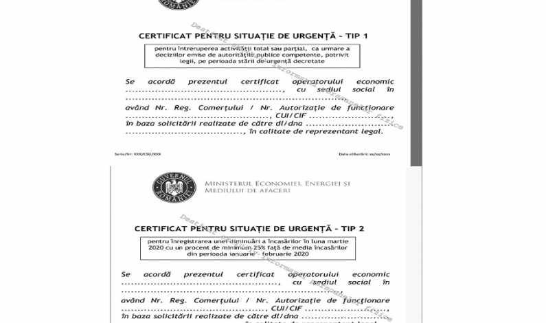 Poza Procedura publicată în Monitorul